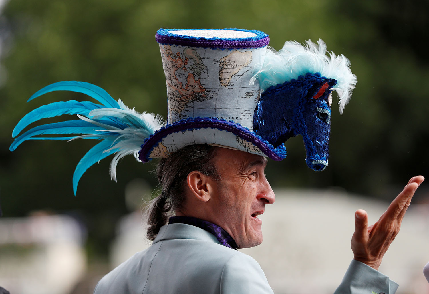 Hats of the Royal Ascot - The Atlantic 00a922d10af