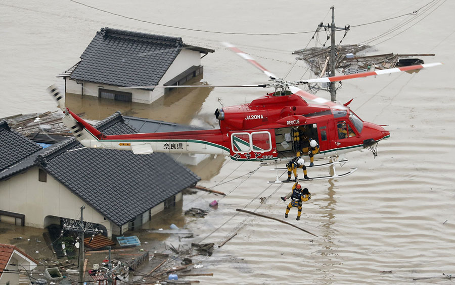 photos death toll reaches 200 in devastating japan floods the