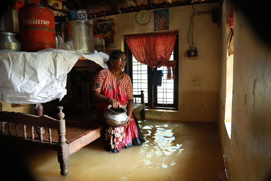 Devastating Monsoon Floods in Kerala, India - The Atlantic