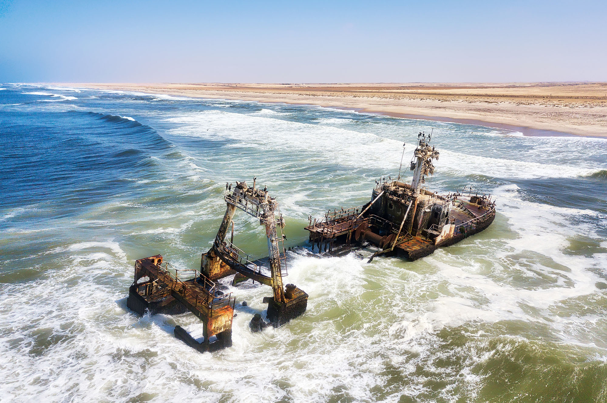 Photos: Along the Namibian Coast - The Atlantic