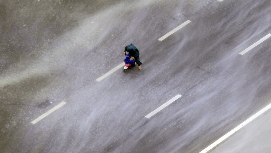Photos: The Aftermath of Super Typhoon Mangkhut