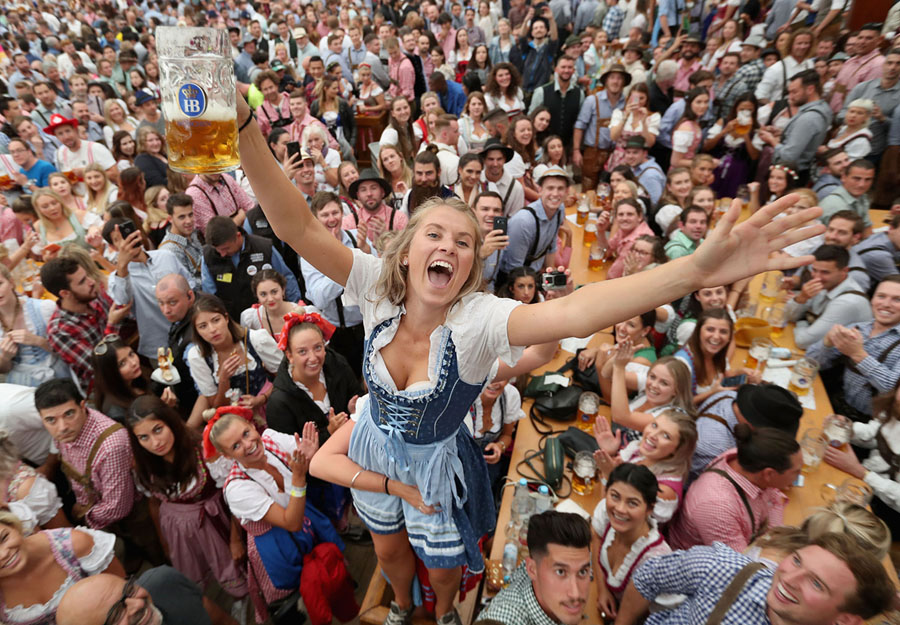 Oktoberfest 2018: Photos From the Opening Weekend