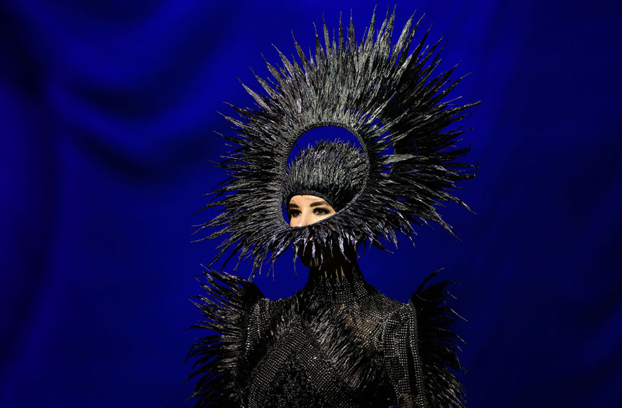 scenes from the world of wearableart competition the atlantic