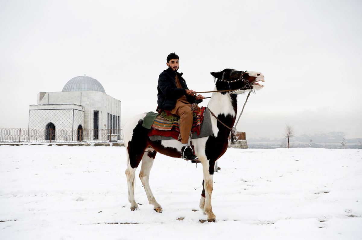 The Hopes and Fears of Afghanistan's Generation Z (14 photos)