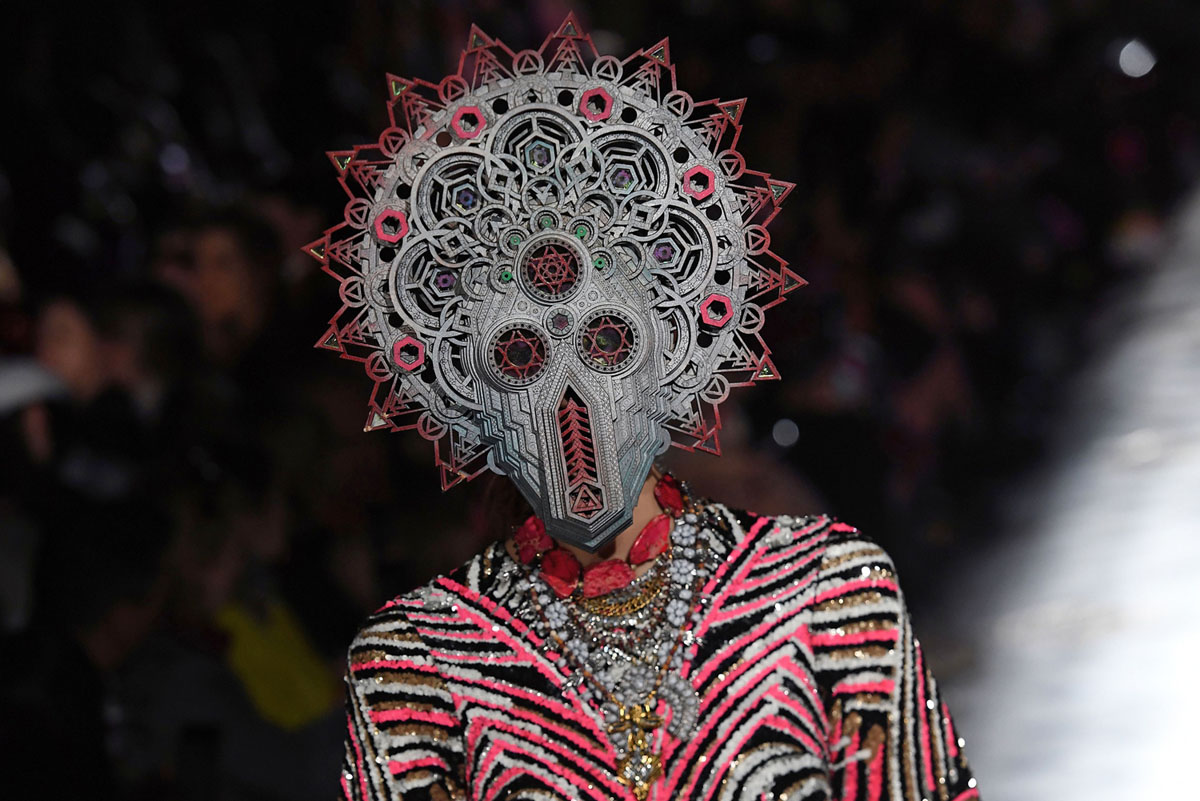 The Masks We Wear (30 photos)