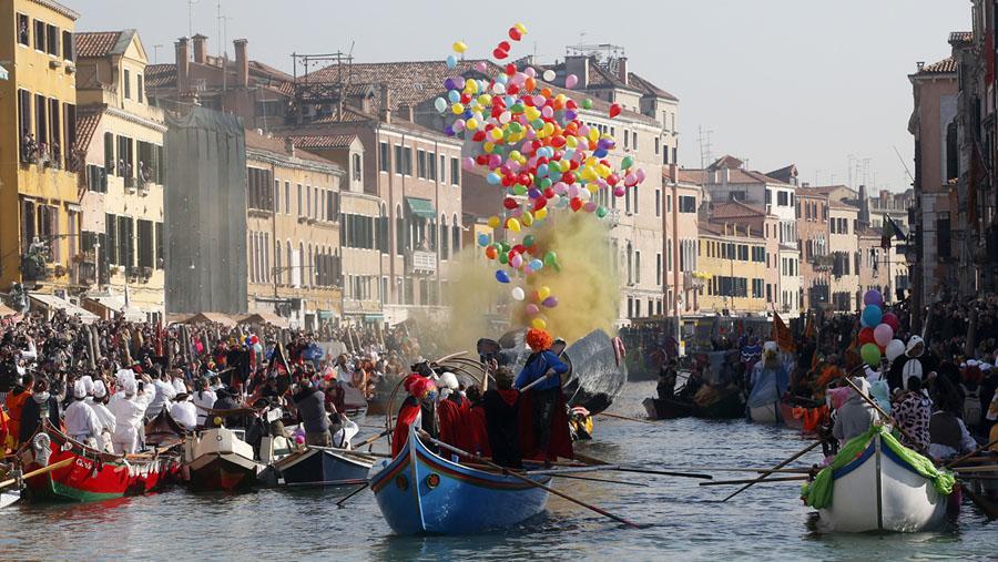 Venice Carnival 2019: Photos - The Atlantic