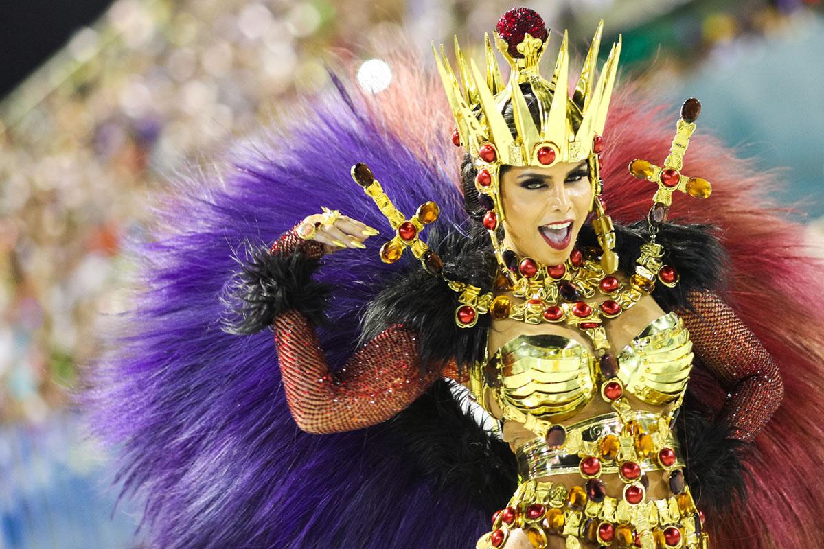 Carnival 2019 in Brazil (30 photos)