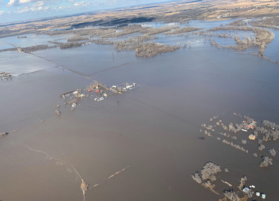Nebraska Flood Photos - The Atlantic