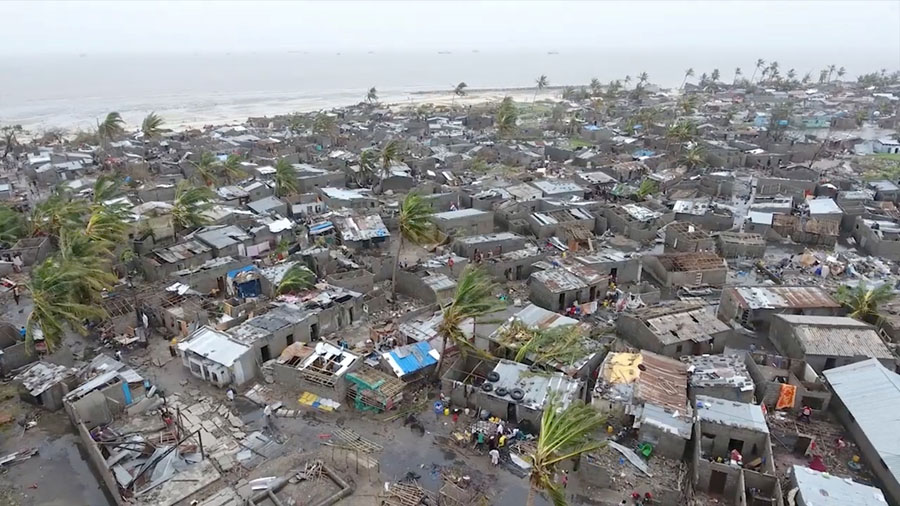 Cyclone Idai Photos From Mozambique and Zimbabwe - The Atlantic