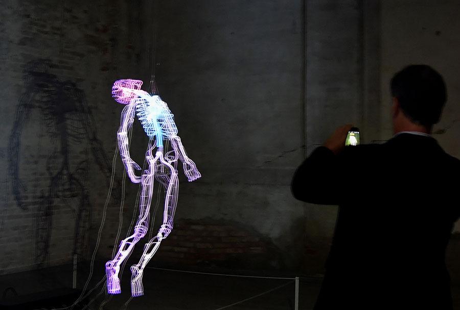 Scenes From The 2019 Venice Biennale