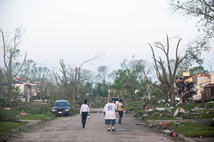 Tornado Damage 13 Days Of Devastation In Photos The
