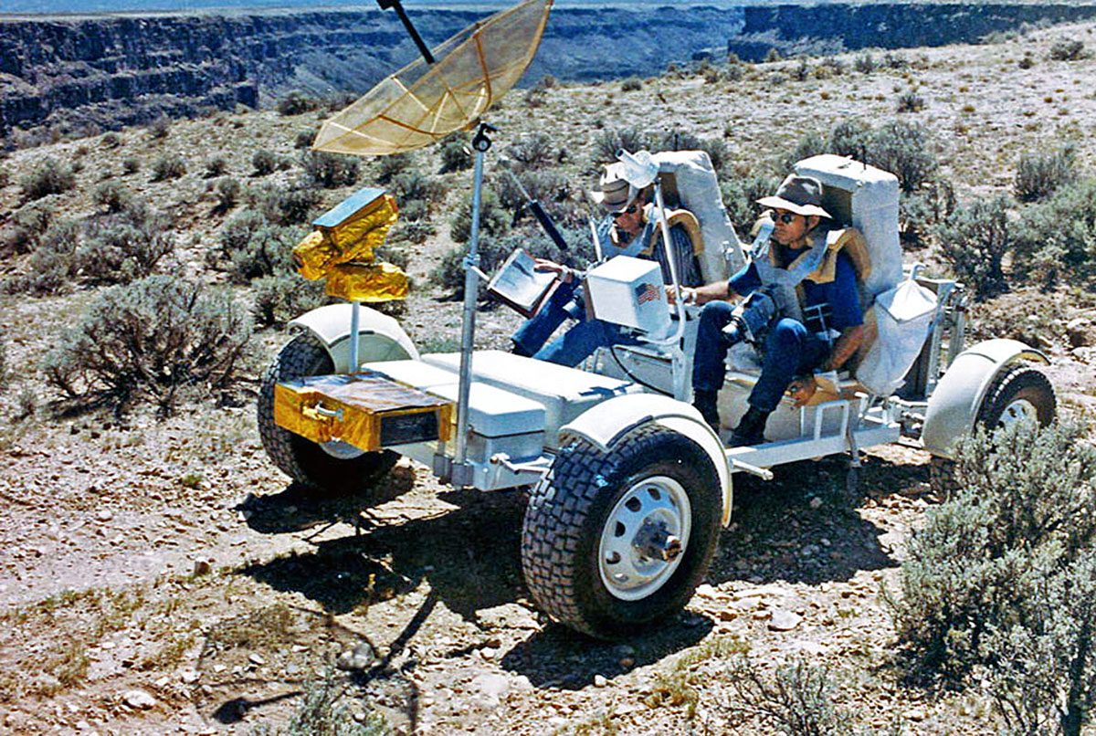 Apollo Training: When Arizona Stood in for the Moon (21 photos)