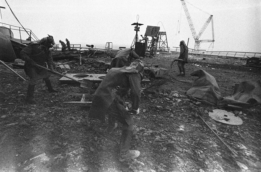 Chernobyl Disaster Photos From 1986 The Atlantic