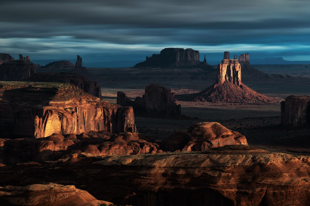 Photos: The Moods of Monument Valley (20 photos)