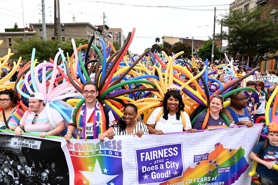 Lexington lesbian festival