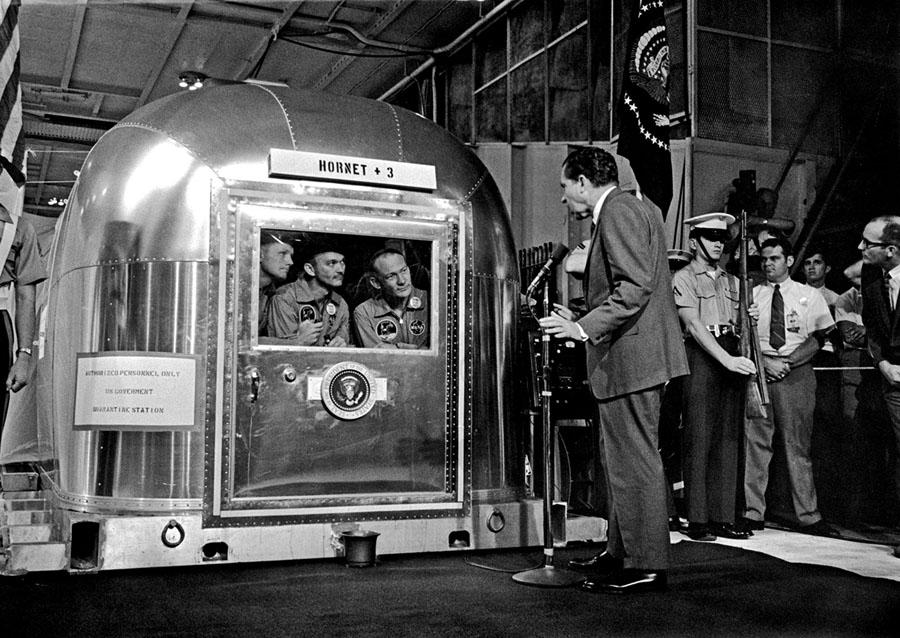 Apollo 11 Moon Landing: Photos From 50 Years Ago - The Atlantic