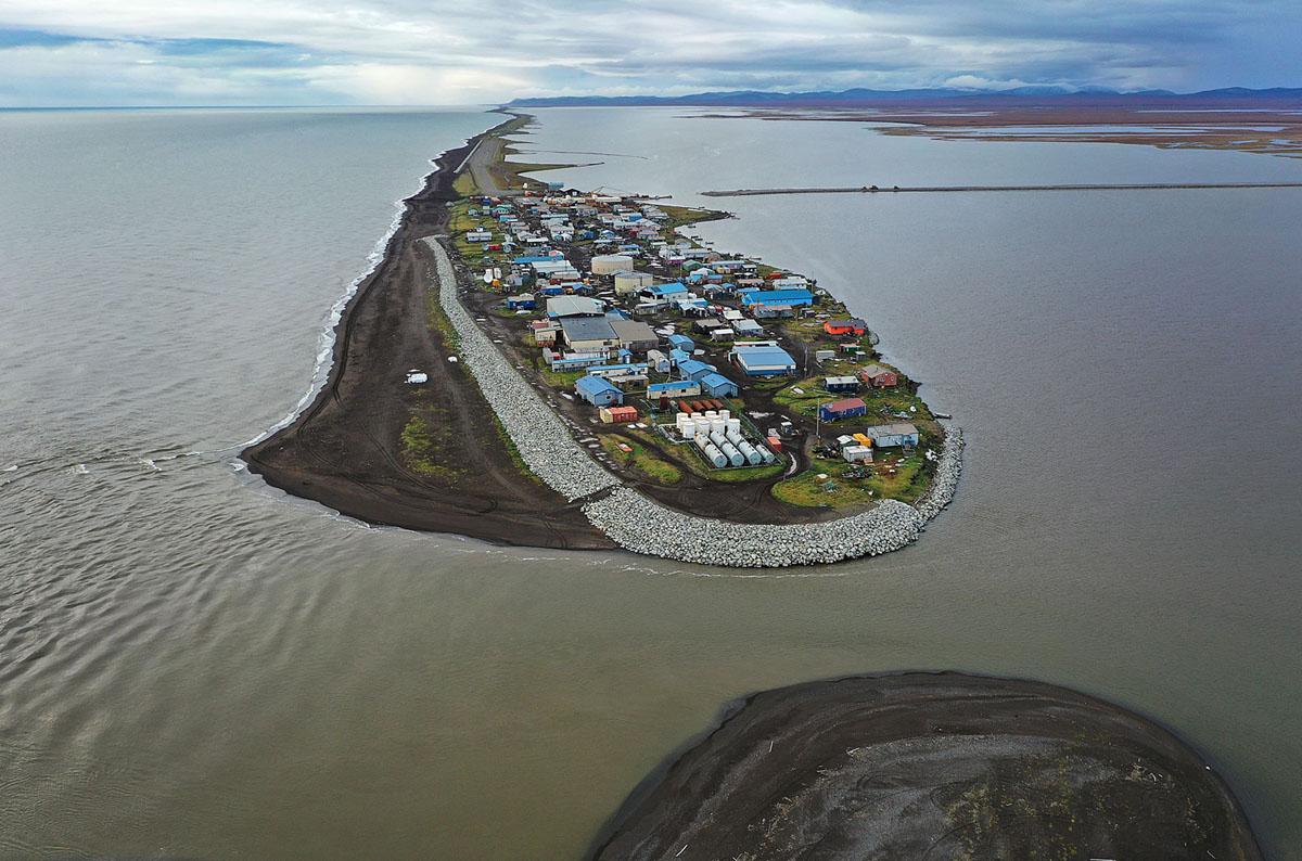 The Impact of Climate Change on Kivalina, Alaska (28 photos)