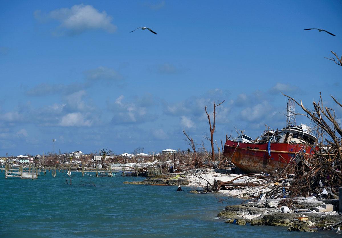 Devastated by Dorian: Photos From the Bahamas (26 photos)