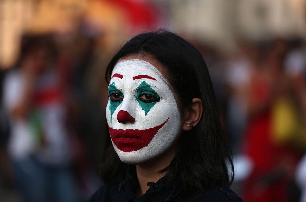 Photos: Anti-Government Protests in Lebanon (24 photos)