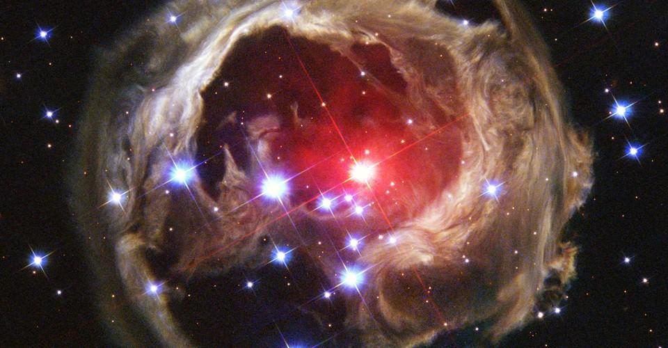2019 Hubble Space Telescope Advent Calendar