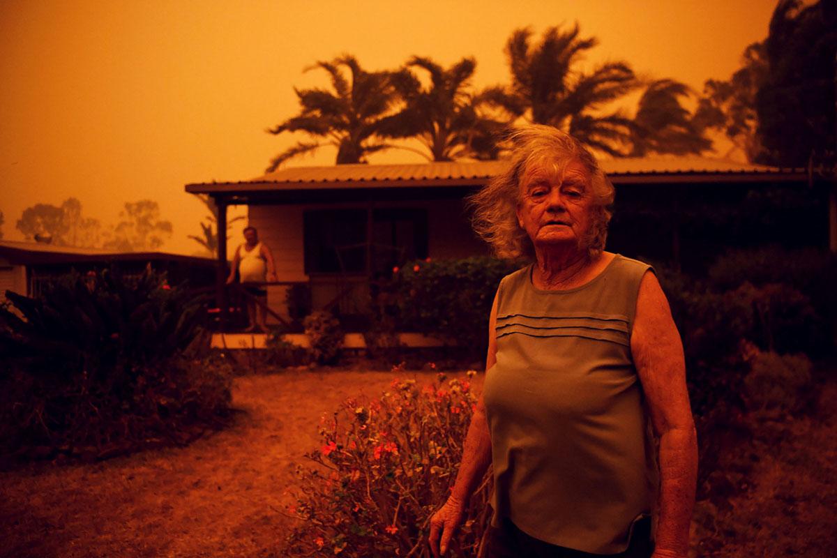 Australia's Bushfire Catastrophe in Photos (24 photos)