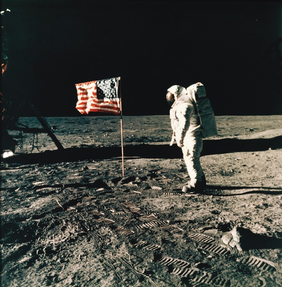 Why Land On The Moon?