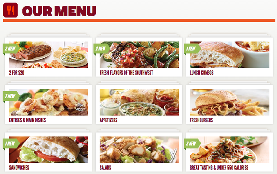 photograph about Printable Applebees Menu identified as The Know-how of the Chain Cafe Menu - The Atlantic