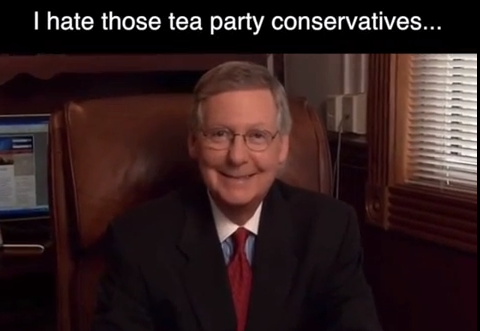 An Internet Meme Finally Makes Mitch McConnell a Star - The Atlantic