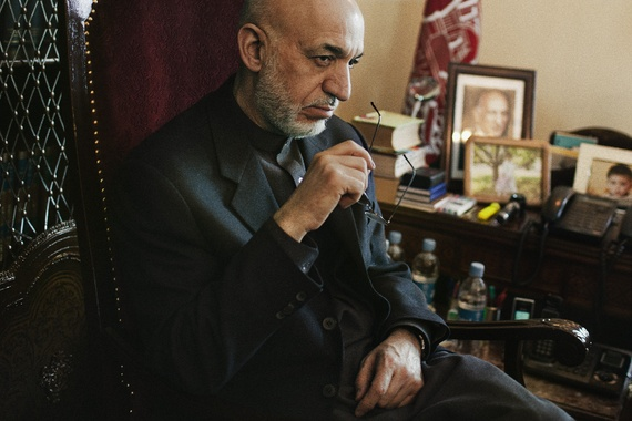 Karzai says new US strategy is against Afghans will