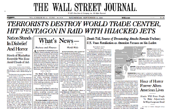 1993 and wall street journal