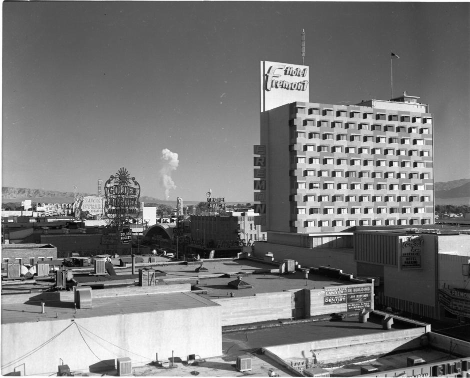 Atomic Tests Were A Tourist Draw In 1950s Las Vegas Citylab