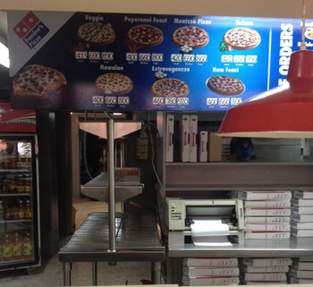 Eating Domino S Pizza In Haiti The Atlantic
