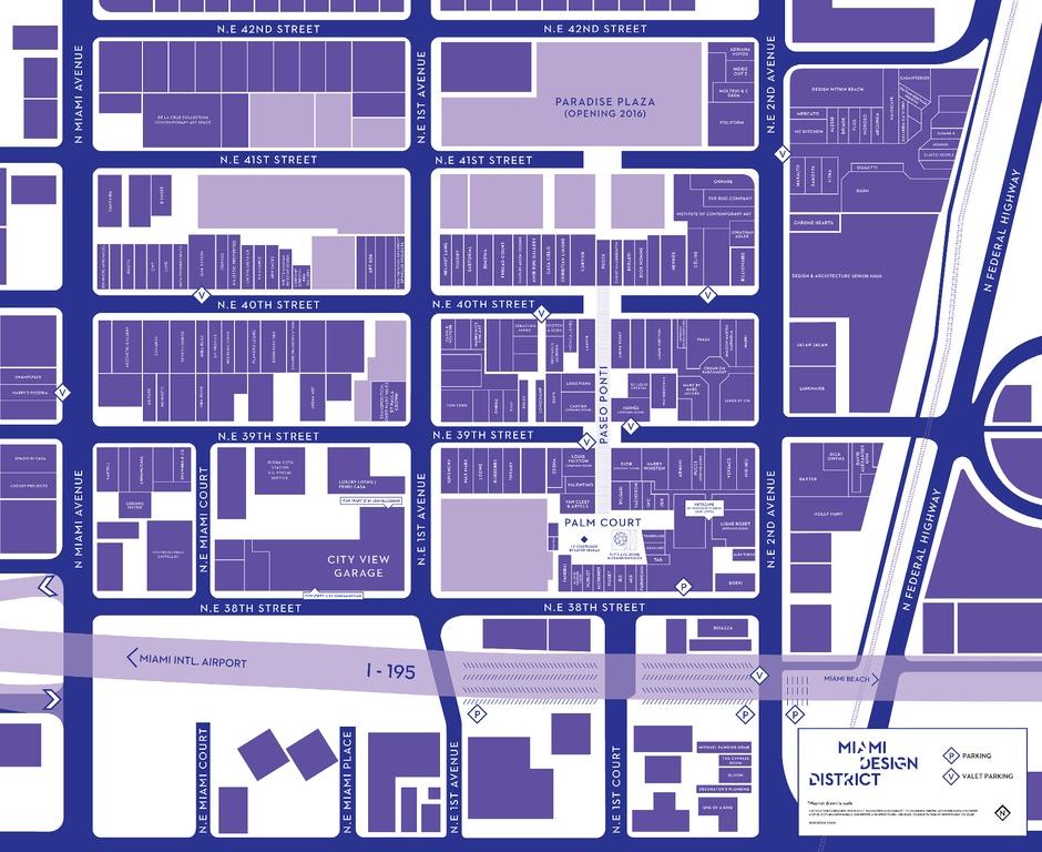 Western Fair District Map