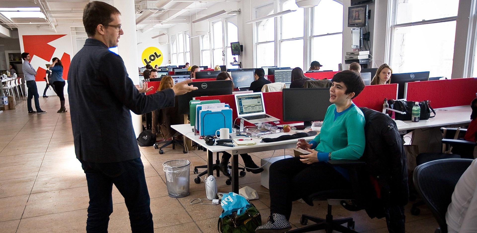 The Eternal Return of BuzzFeed - The Atlantic