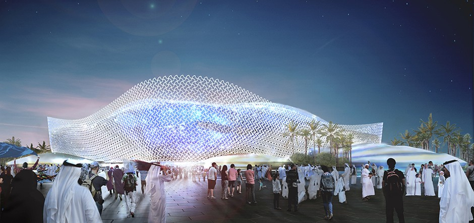 After 14 corruption charges for fifa here are two dire for Architecture firms in qatar