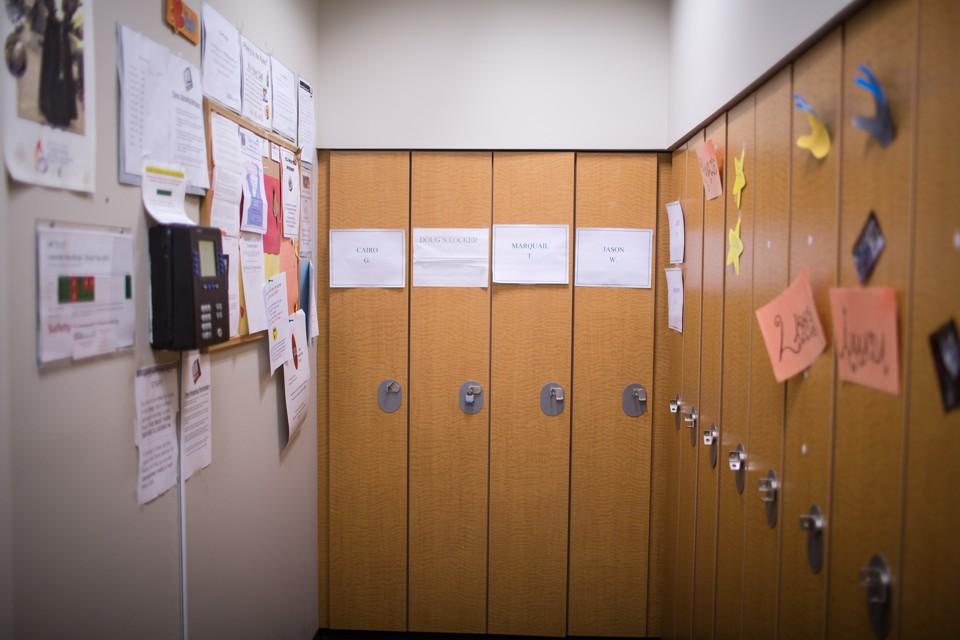 put lockers pute a arles