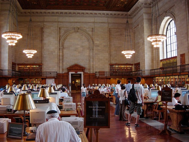 New york public library homework help
