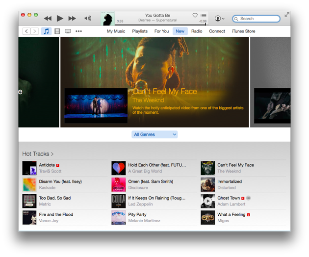 User experience: why is iTunes so bad?