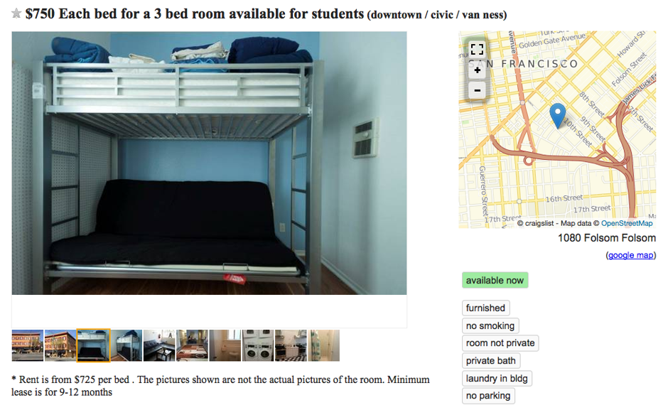 craigslist bunk beds by owner 2