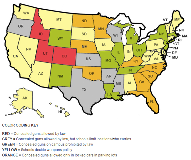 All 50 states have laws preventing dating violence: