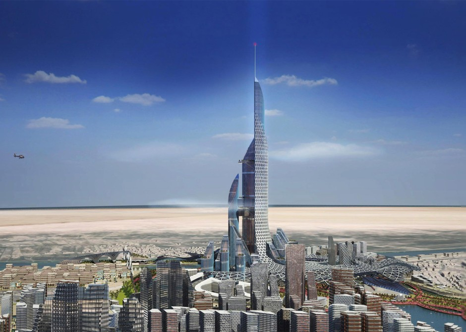 The Unlikely Home of the World's Next Tallest Skyscraper ...