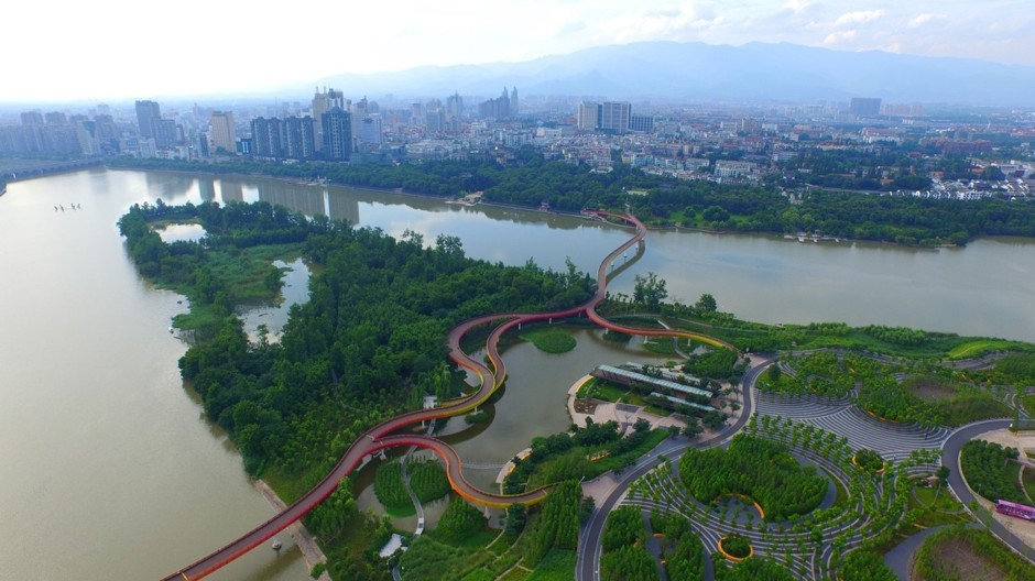 Arcadis appointed as principal consultant for China's Sponge City programme in Wuhan