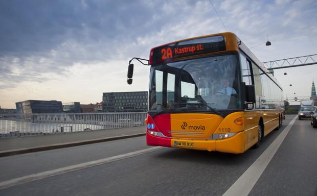 Японское боевое искусство помогает общению водителей автобусов в Копенгагене с пассажирами
