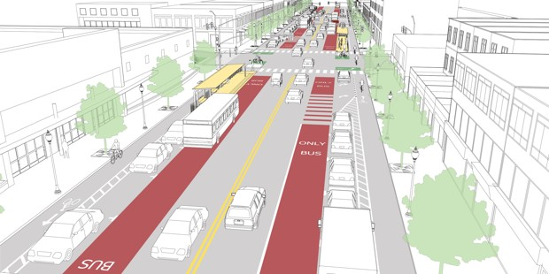 The Transit Street Design Guide Is A Blueprint For Future Cities Citylab