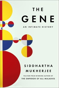 Mukherjee's The Gene (cover)