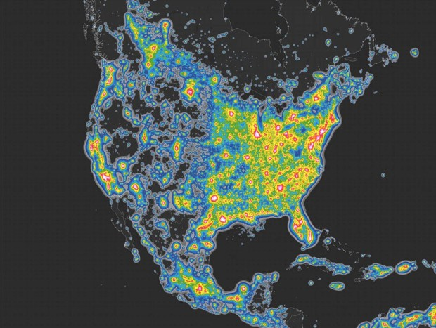 http://www.citylab.com/weather/2016/06/global-light-pollution-cities-maps/486515/