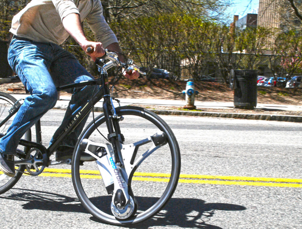 The Tech Race to Produce an Instant Electric Bicycle