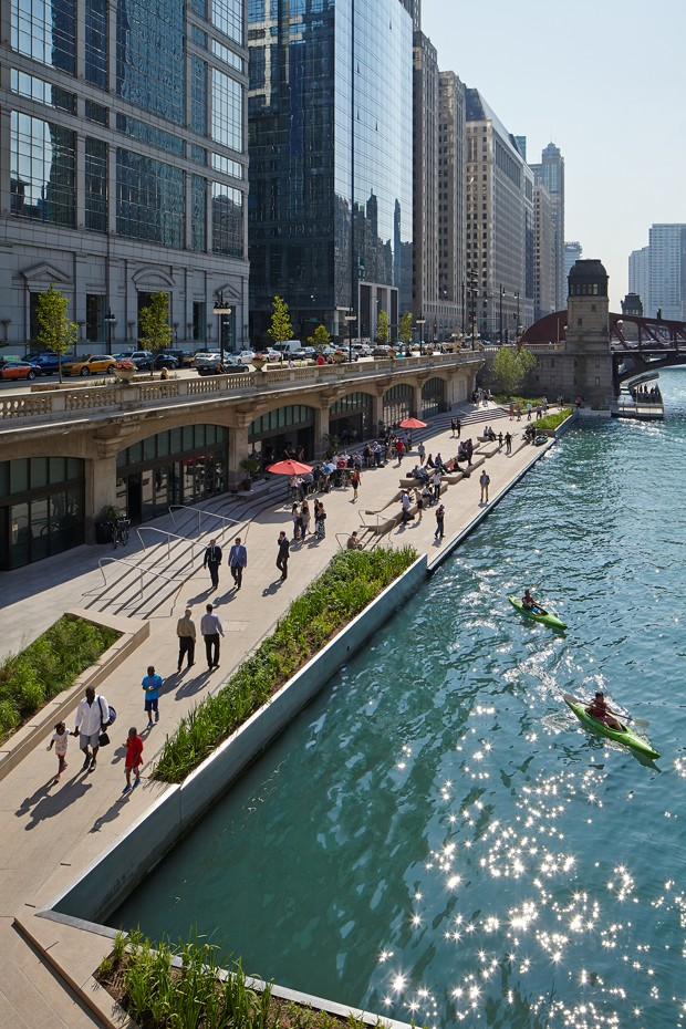 How Chicago's Rivers Will Unite the City – CityLab