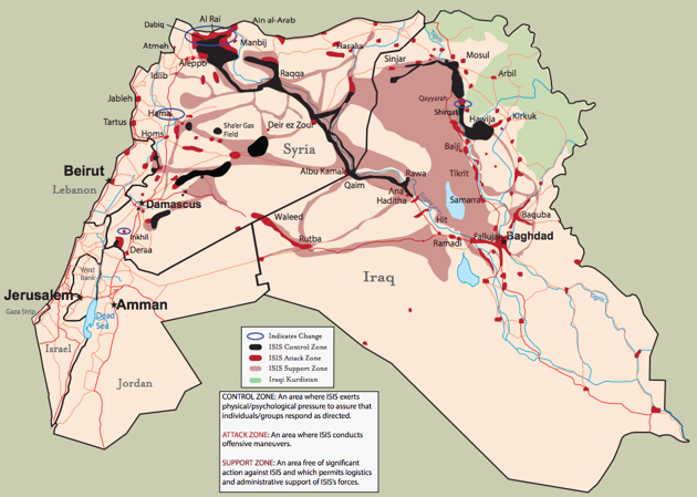 What Is the Islamic State Without a State?