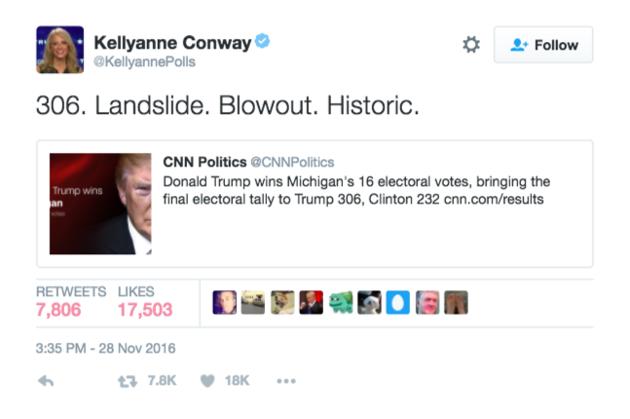 Landslide Donald